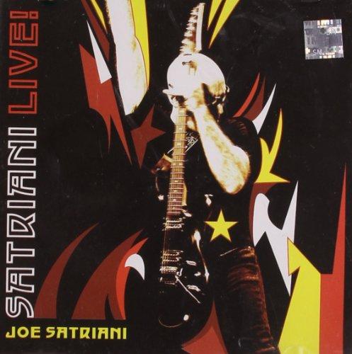 Joe Satriani: Satriani Live (Audio CD)
