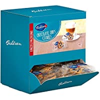 Bahlsen Chocolate Chips Cookies Portionspackungen 1,18 kg - leckere, hauchdünne Schokoladenkekse - ca. 200 einzeln verpackte Kekse in der Großpackung