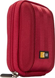 Case Logic QPB201R Housse pour Appareil photo compact  Semi-rigide Rouge
