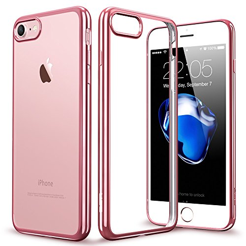 custodia iphone 7 rose