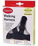 Clippasafe Walking Harness and Reins (Navy)