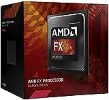 "AMD FX 8350 Black Edition ""Vishera"" CPU (8 Core, AM3+, Clock 4.0 GHz, Turbo 4.2 GHz, 8 MB L3 Cache, 125 W)"
