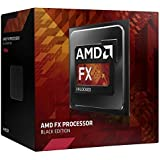 AMD FD8350FRHKBOX - Procesador AMD FX 8350 (4 GHz, 4.2 GHz Turbo, 125 W, socket AM3+)