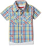 #7: 612 League Baby Boys' Shirt (ILS17I38001-6 - 12 Months-WHITE)