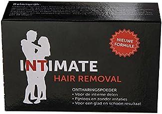 Intimate Hair Removal Enthaarungspulver 70g