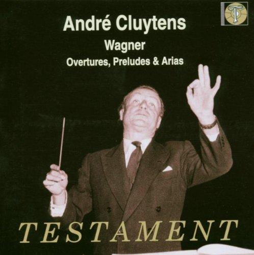 Ouvertures, Préludes Et Arias De Tannhäuser, Lohengrin, Tristan Und Isolde, Der Meistersinger [Import anglais]