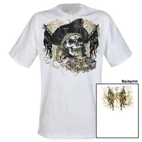 Pirate (Xl/Ts/Rr/White) (Shirt Pirate White)