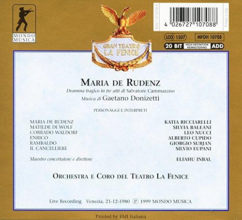 Maria Di Rudenz