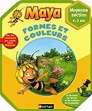 Maya l'abeille - Formes et couleurs - 4/5 ans