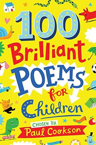 100 Brilliant Poems For Children por Paul Cookson
