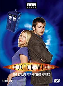 Doctor Who: Complete Second Series [Import USA Zone 1]