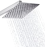 #4: Kitschtm Ultra Thin Ss Square 200Mm (8