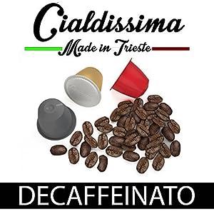 cialdissima 100 CAPSULE CAFFÈ COMPATIBILI NESPRESSO! DECAFFEINATO