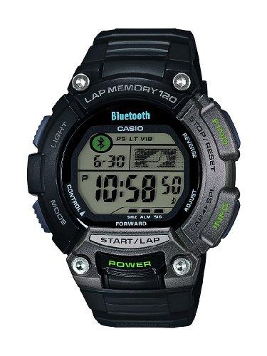 Casio-STB-1000-1EF-Orologio-Digitale-da-Polso-da-Uomo-con-Bluetooth-Resina-Nero