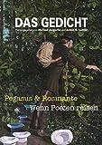 Das Gedicht. Zeitschrift / Jahrbuch für Lyrik, Essay und Kritik, Band 21: Pegasus & Rosinante. Wenn Poeten reisen - Tanja Dückers