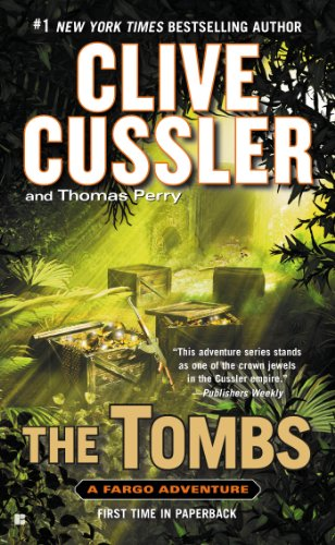Book cover for The Tombs