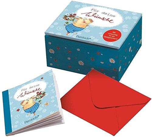 Für deine Wünsche: Mit Umschlag für ein Geldgeschenk