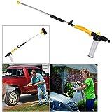 EMNDR Water Zoom High Pressure Washer Sprayer Water Gun Car Cleaning,Garder Plants