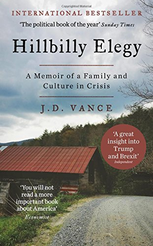Hillbilly elegy por J. D. Vance