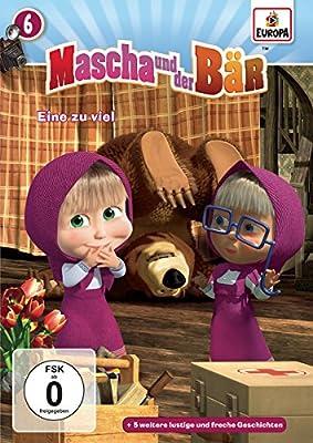 Mascha und der Bär, Vol. 6 - Eine zu viel