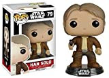 FunKo Episode VII Pop Bobble Star Wars E7 TFA Han Solo, 6584