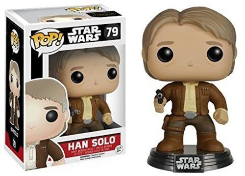 POP! Bobble - Star Wars: E7 TFA: Han Solo