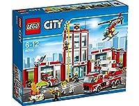 LEGO CITY CASERMA DEI POMPIERI 60110