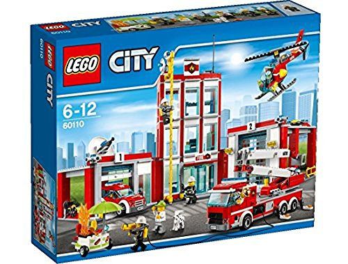 LEGO City Fire 60110: Fire Station  Mixed