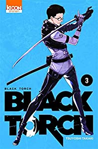 Black Torch Edition simple Tome 3