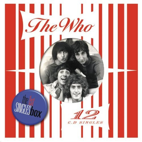 Singles Box, The [12 CD Singles Box Set] By The Who (2004-05-03)