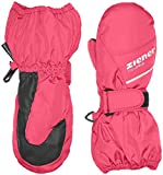 Ziener Kinder Lomodi AS(R) Glove Junior Skihandschuh, Pop Pink, 104
