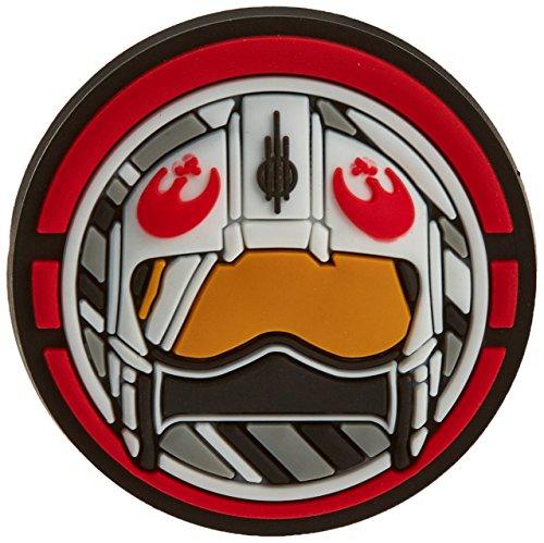 crocs Star Wars Pilot Helmet Charm Schuhanhänger, Mehrfarbig (-), Einheitsgröße