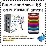 Plusinno® 3D Drucker Stift DIY Scribbler - 6
