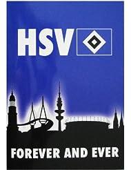 Hamburger SV HSV Geschenkkarte Karte mit Sound