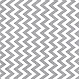 Higgs & Higgs - Narrow Chevron Poly Cotton - Grey - Fabric Zig Zag Stripe Stripes Patchwork