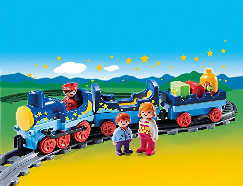 PLAYMOBIL 6880 – Sternchenbahn mit Schienenkreis - 2