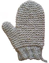 Magit Moufle tricotée en crin de cheval supérieur Blanc
