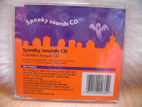 Spooky Sounds: Horror Sound Effects