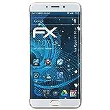 atFolix Schutzfolie kompatibel mit Oppo F1 Plus / R9 Panzerfolie, ultraklare & stoßdämpfende FX Folie (3X)