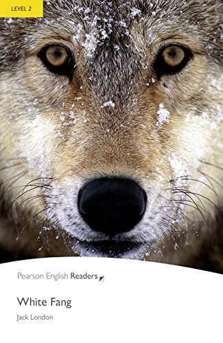 Penguin Readers 2: White Fang Book and MP3 Pack (Pearson English Graded Readers) - 9781408285244