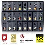 Image of Gewürz-Adventskalender - mit 24 edlen Gewürzen und Rezepten