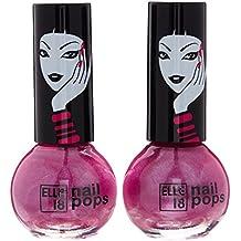 Elle 18 Nail Pops Nail Polish, 14, 5ml (Pack of 2)