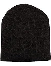 Calvin Klein Jeans Herren Strickmütze Power Logo Hat
