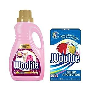 Woolite für Feine Wäsche Spezialpaket mit 2 Artikeln