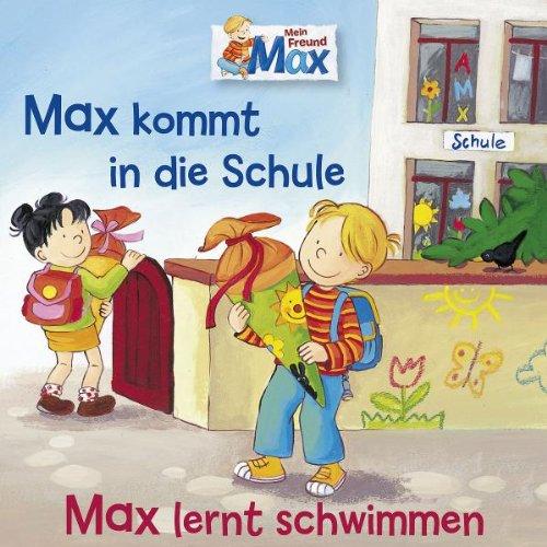 01-max-kommt-in-die-schule-max-lernt-schwimmen