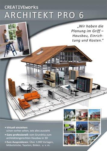 CreativeWorks Architekt Pro 6 Multilingual
