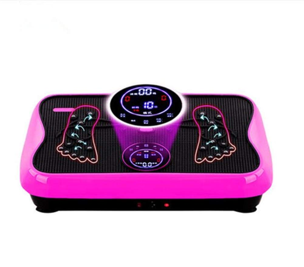 Rocket Vibration Machine,Strong Muscle Weight Loss Fitness Exercise Massager