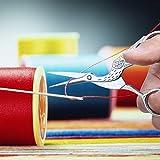 """ETGtek(TM) Ricamo Craft Croce cucire maglieria Forbici modello 4.5 """""""