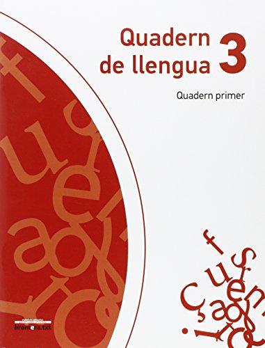 Quadern de llengua Comboi 3.1