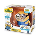 Minions Bob Interacts With Teddy Bear Articulated Arms Original Voice With Sound